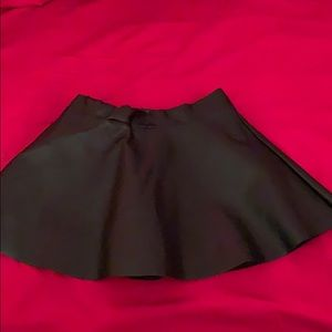 H&M Girls Leather Skirt